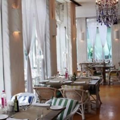 Olive Bar Kitchen Mehrauli New Delhi
