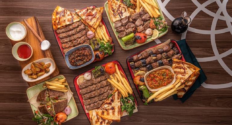 Aleppo Grills Al Mashawi Al Halabya المشاوي الحلبية Menu