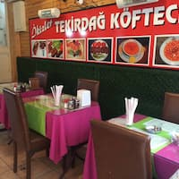 Ikizler Tekirdağ Köftecisi Kadıköy Merkez Istanbul Zomato Türkiye