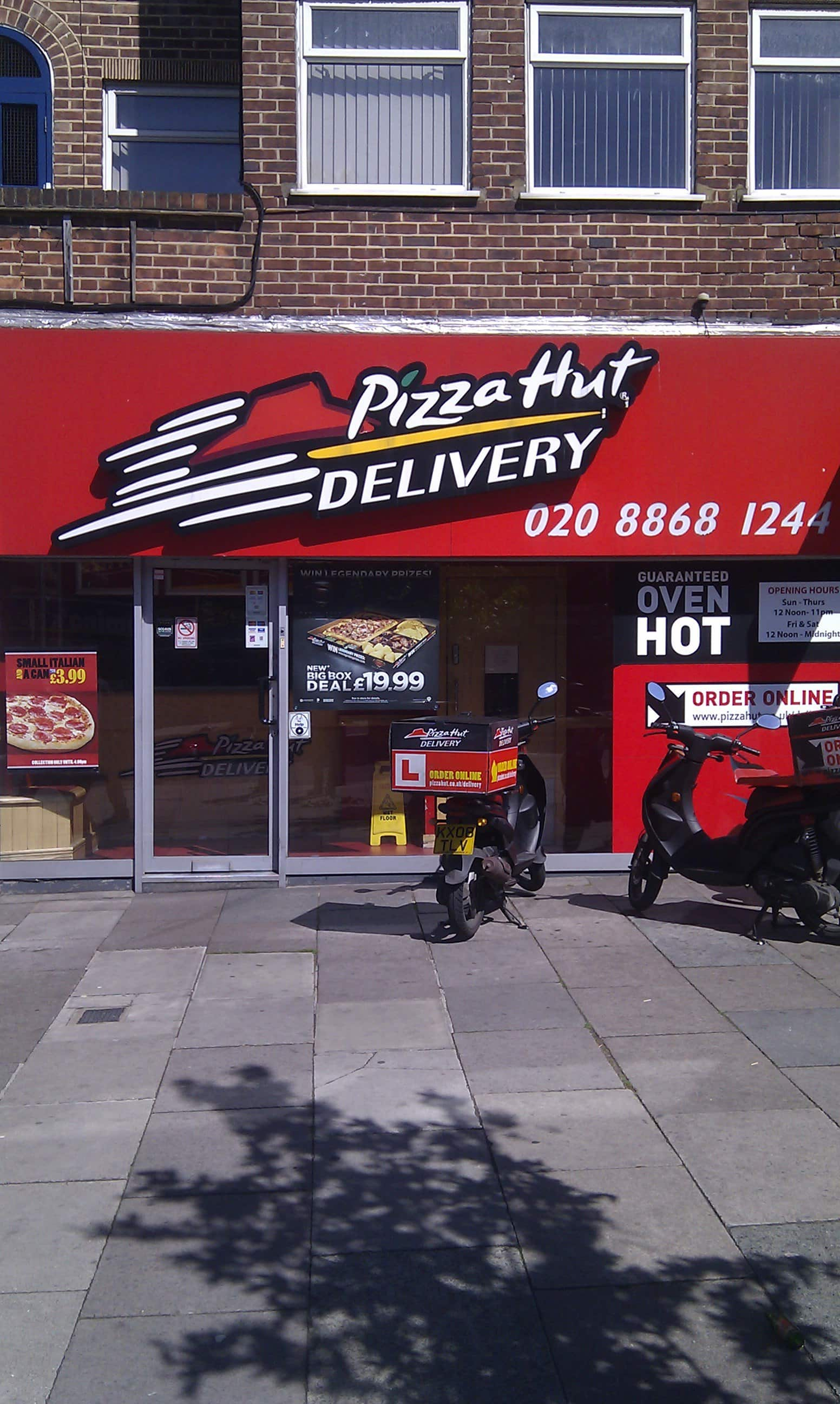 Restaurants Near Rayners Lane Station Pinner England