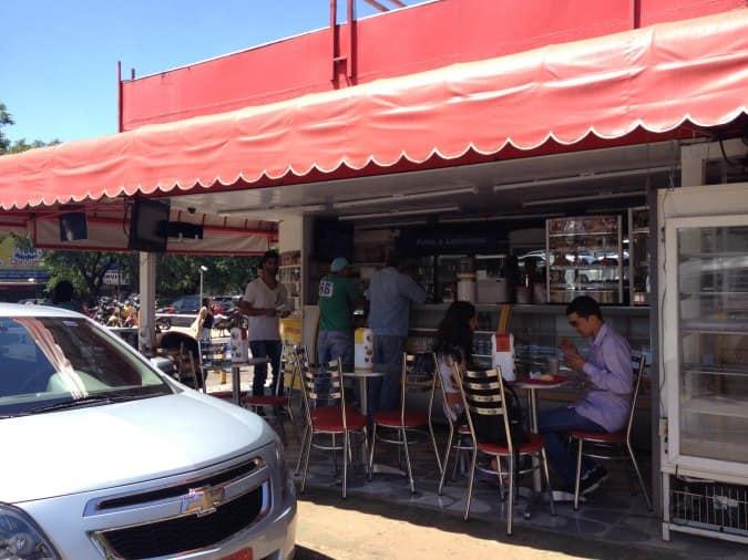 Fast Food Buffet Brasilia