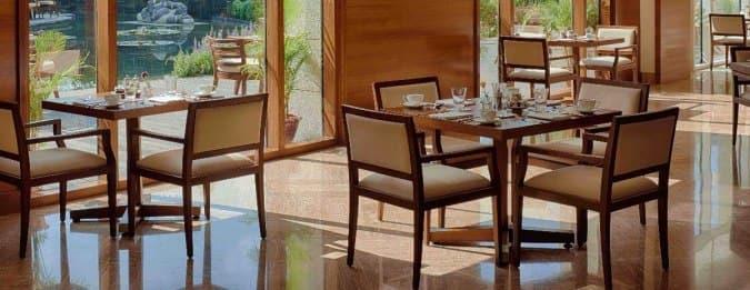 The dining room park hyatt guindy chennai restaurant for Dining room zomato jkt