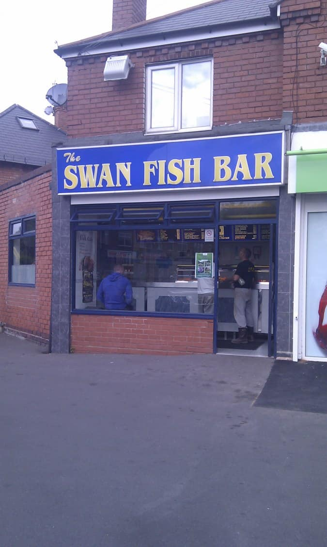 The swan fish bar moseley birmingham zomato uk for Food bar in birmingham al