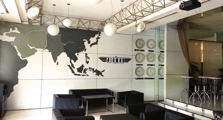 Airman Lounge The Sultan Hotel Jakarta Senayan Jakarta Zomato