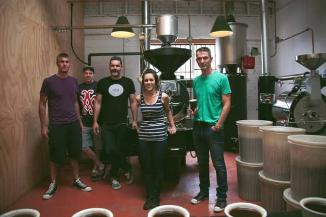 Rocket Coffee Cafe Hamilton