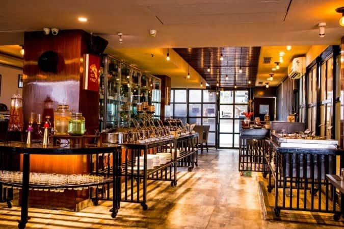 Strange Over The Top Live Barbeque Grill Janakpuri New Delhi Interior Design Ideas Pimpapslepicentreinfo