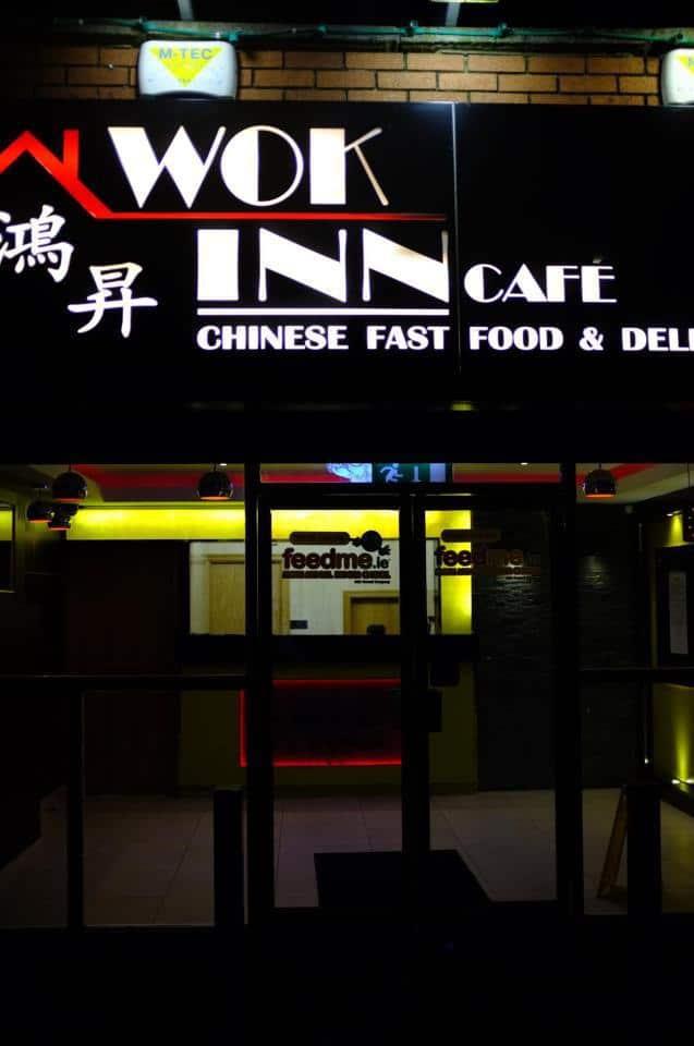 Wok Inn Cafe Menu