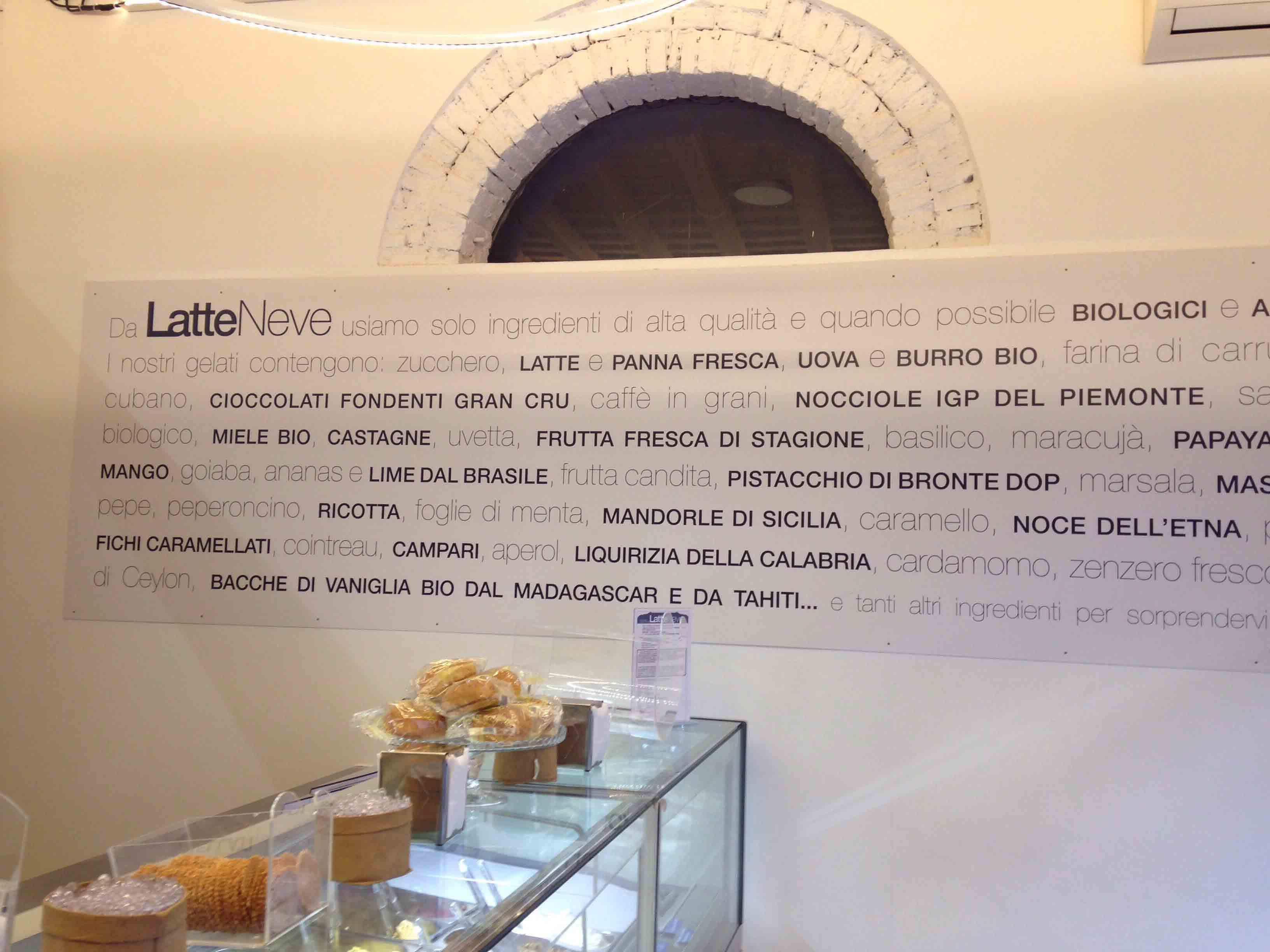 Mille Gusti Nova Milanese Prezzi latteneve menu, menu for latteneve, navigli, milano