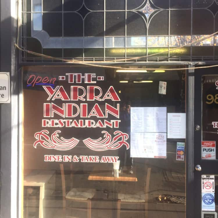 Indian south yarra