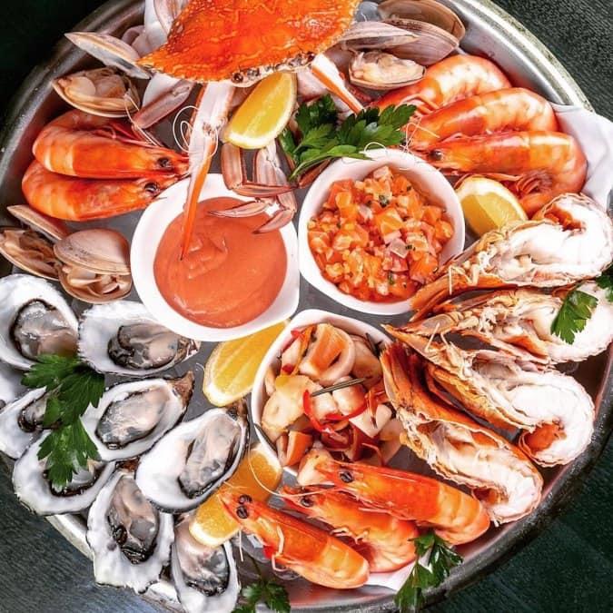 Gambaro Seafood Restaurant Petrie Terrace Brisbane