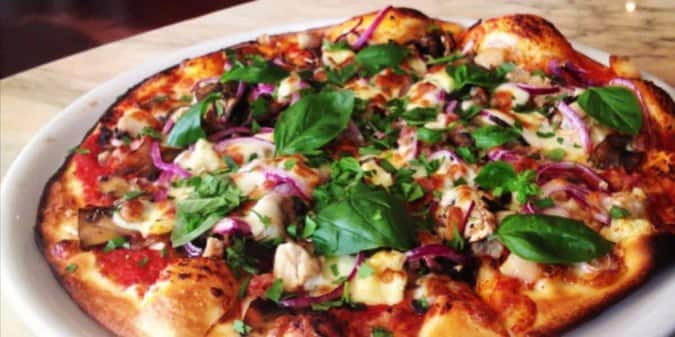 La Zucca Cafe Amp Pizzeria Menu Urbanspoon Zomato