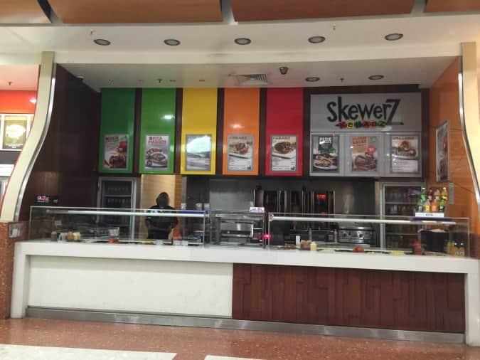 Skewerz cannington perth urbanspoon zomato for Food bar cannington