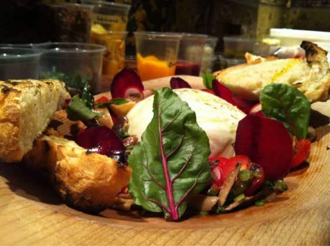 La salle manger plateau mont royal montreal for Salle a manger montreal restaurant