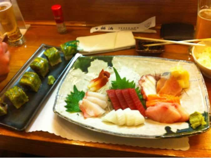 Yokohama japanese restaurant photos pictures of yokohama for Asian cuisine chicago