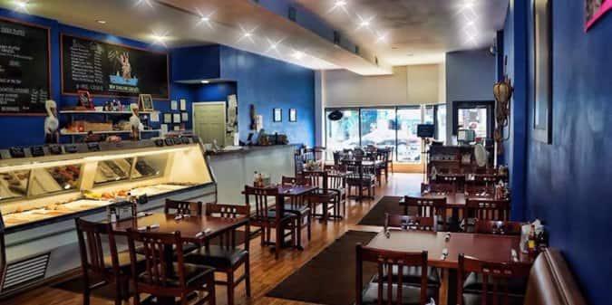 New England Restaurant Irving Park
