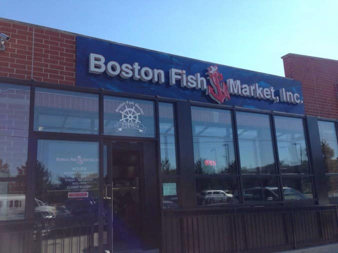 boston fish market a chicago recensioni e opinioni