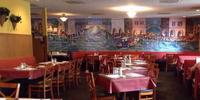 Tullio S Restaurant Walnut Creek California