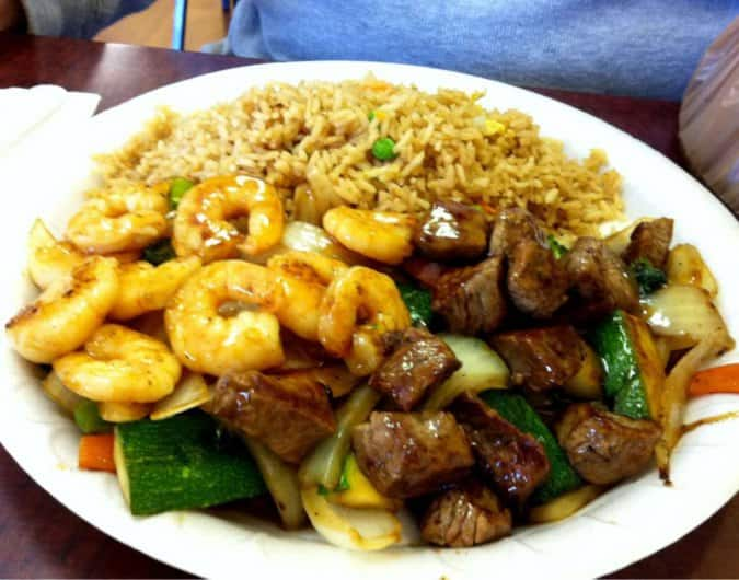 Asian Fusion, Suwanee, Atlanta -