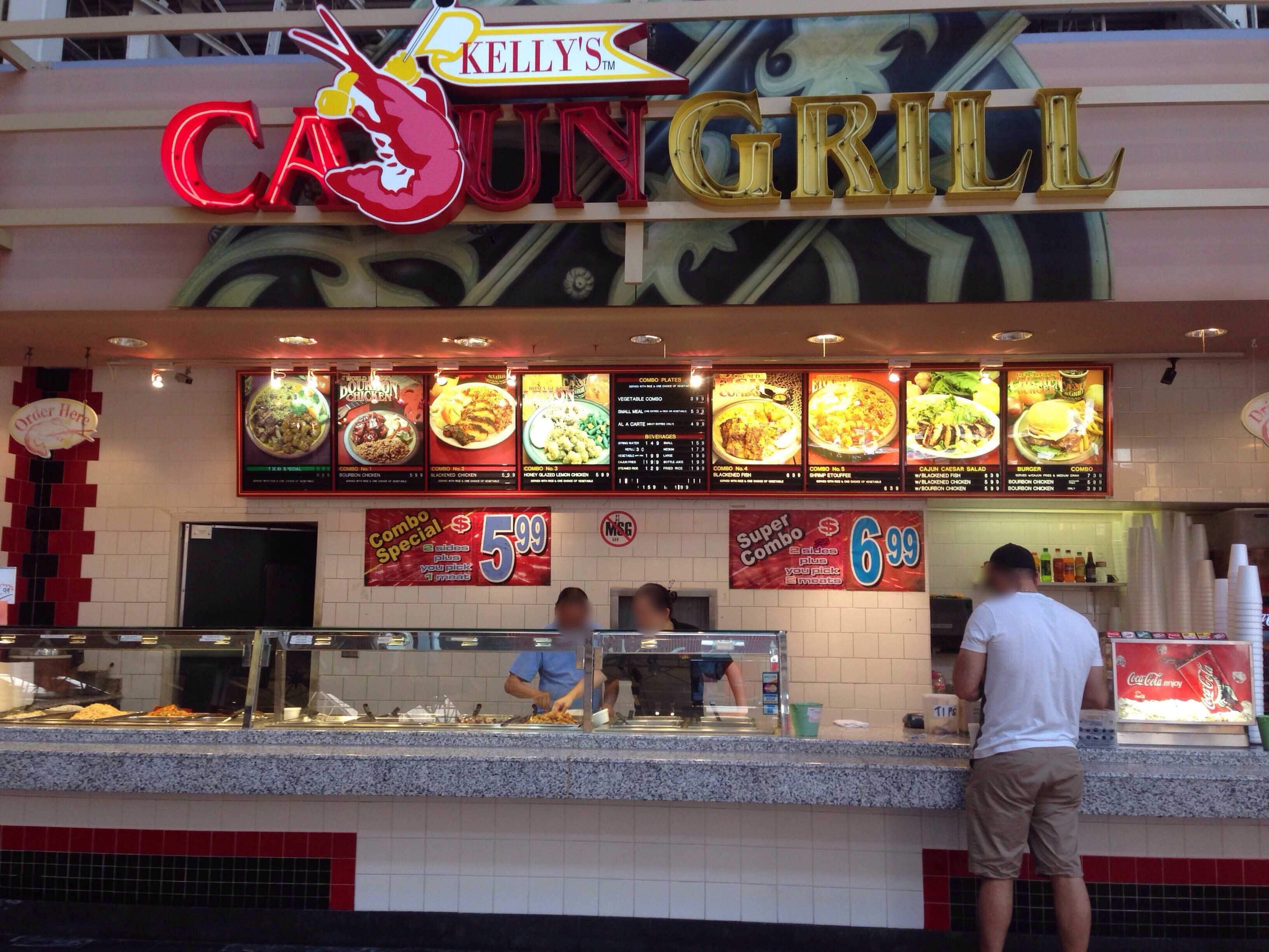 Kelly S Cajun Grill Grapevine Mills