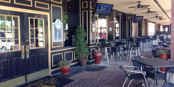 Sherlock bar arlington tx