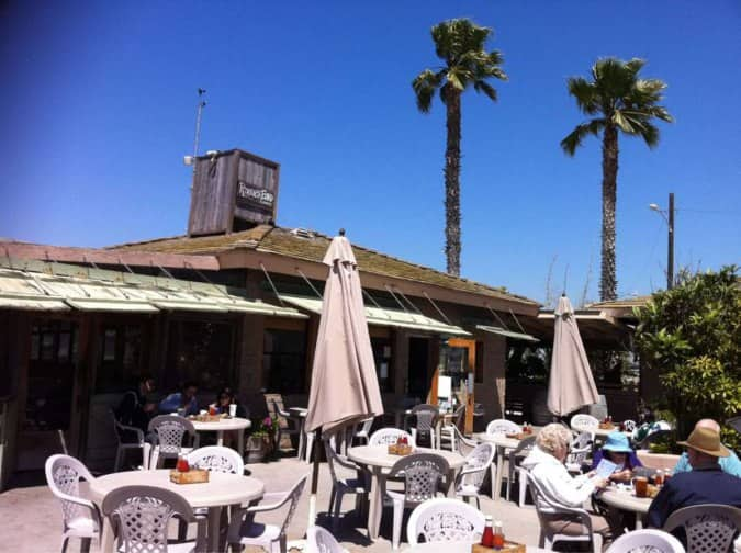 Rivers End Cafe Seal Beach Hours