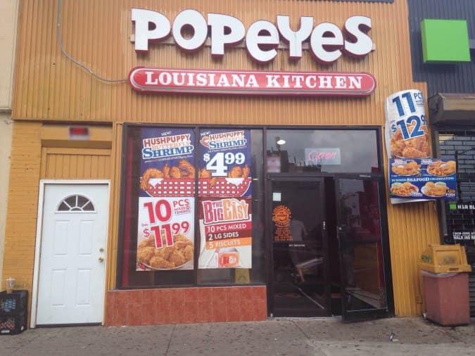 Louisiana Kitchen Menu Philadelphia
