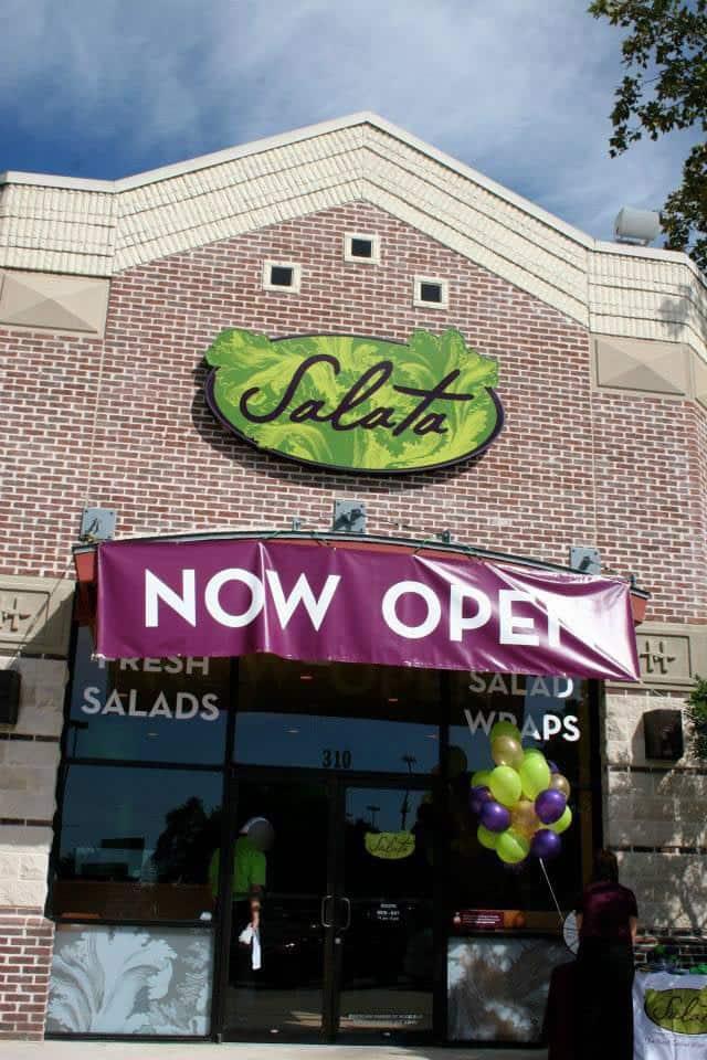 Salata Menu Menu For Salata Shavano Park San Antonio Urbanspoon