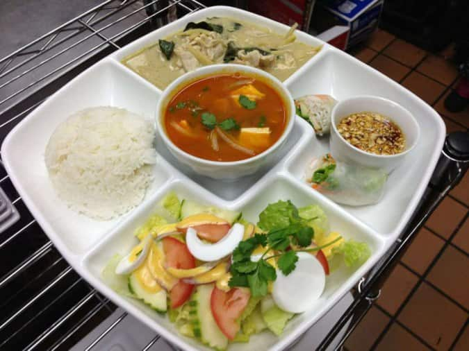 Delivery Thai Food Anchorage