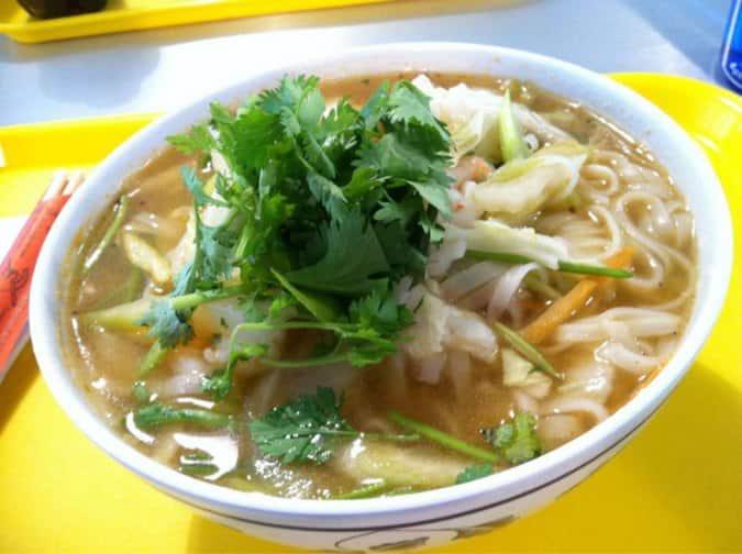 Thai Food Downtown Roanoke
