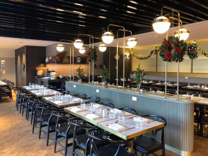Nates Restaurant And Bar - The Branksome Hotel & Residences | 60 Robey Street, Mascot, Sydney, NSW 2020 | +61 2 8338 3232