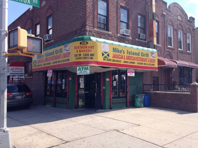 Mike S Island Grill Restaurant Brooklyn New York City