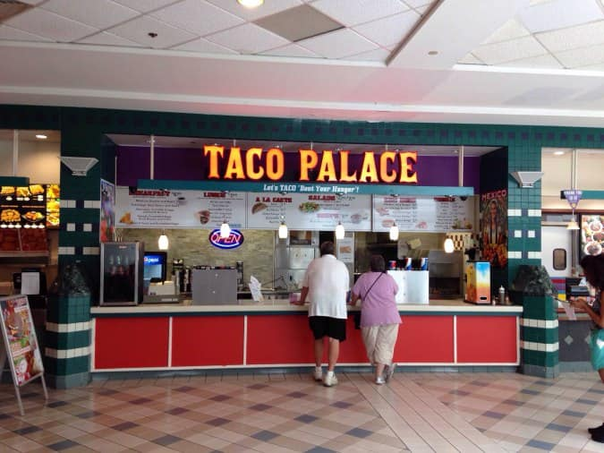 Taco Palace Langhorne Bucks County Urbanspoonzomato