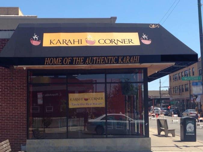 Address of Karahi Corner, West Ridge   Karahi Corner, West Ridge, Chicago  Location - Urbanspoon/Zomato
