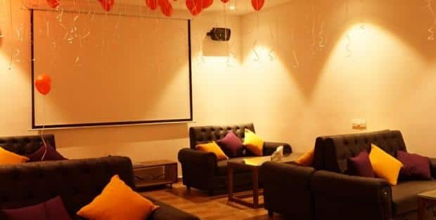 Wenugopal Menon\'s blog post Cafe Unico, Banjara Hills, Hyderabad on ...