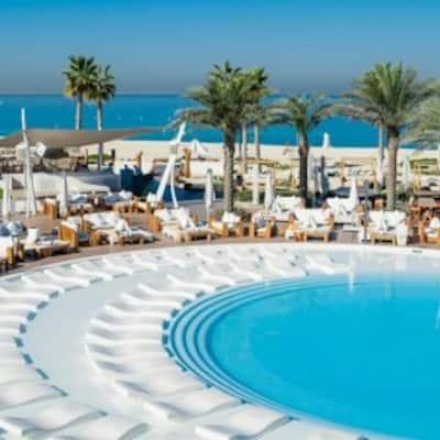 Nikki Beach Dubai Restaurant Club Resort Spa Jumeirah 1 Zomato