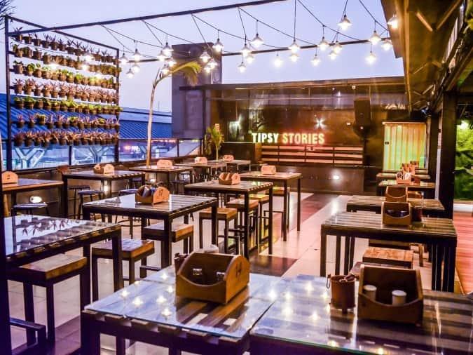 Tipsy Stories Rooftop Bar Jubilee Hills Hyderabad