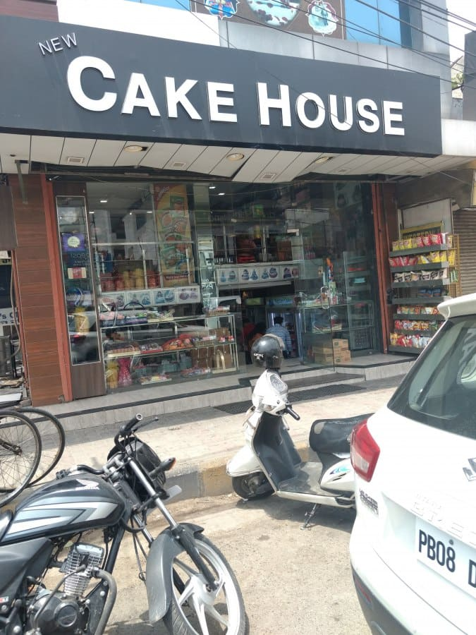 New Cake House Model Town Jalandhar Zomato