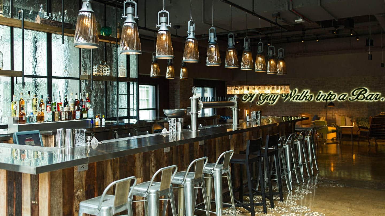 Raised An Urban Rooftop Bar Loop Chicago