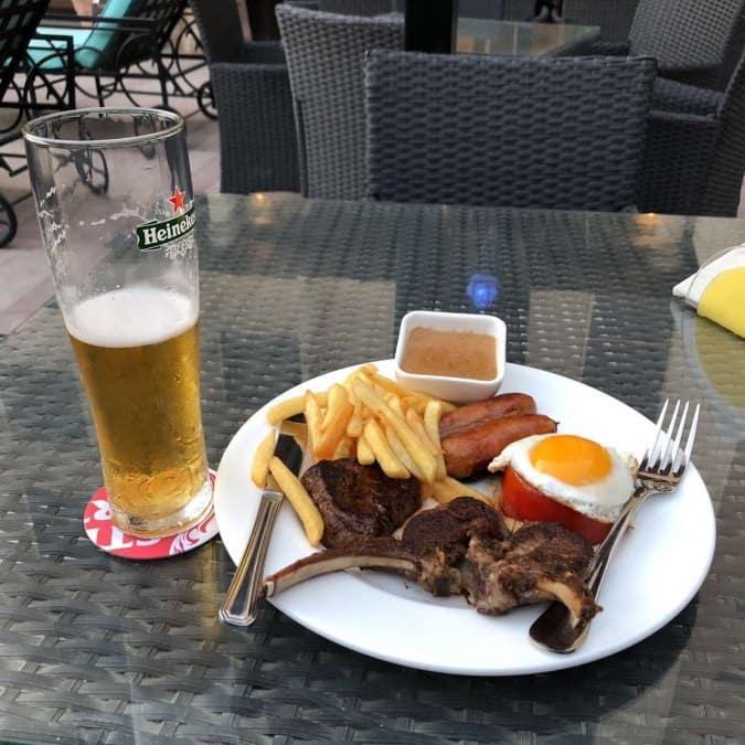 St  Andrews Pub - Chelsea Plaza Hotel, Al Satwa, Dubai - Zomato