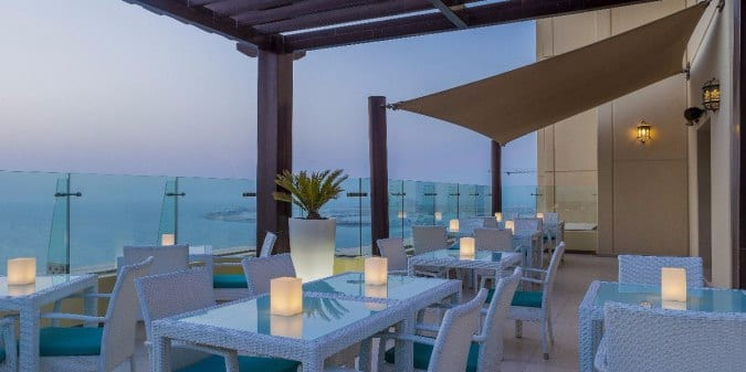 Pure Sky Lounge Hilton Dubai The Walk Jumeirah Beach