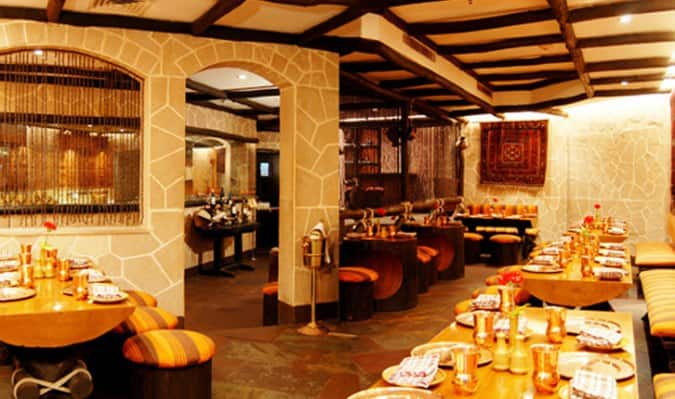 best restaurants in India