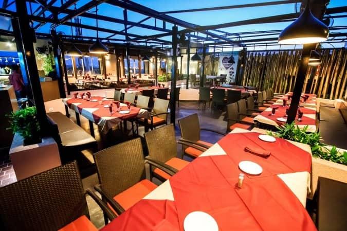 Level 5 Terrace Restro Cafe Adajan Gam Surat Zomato
