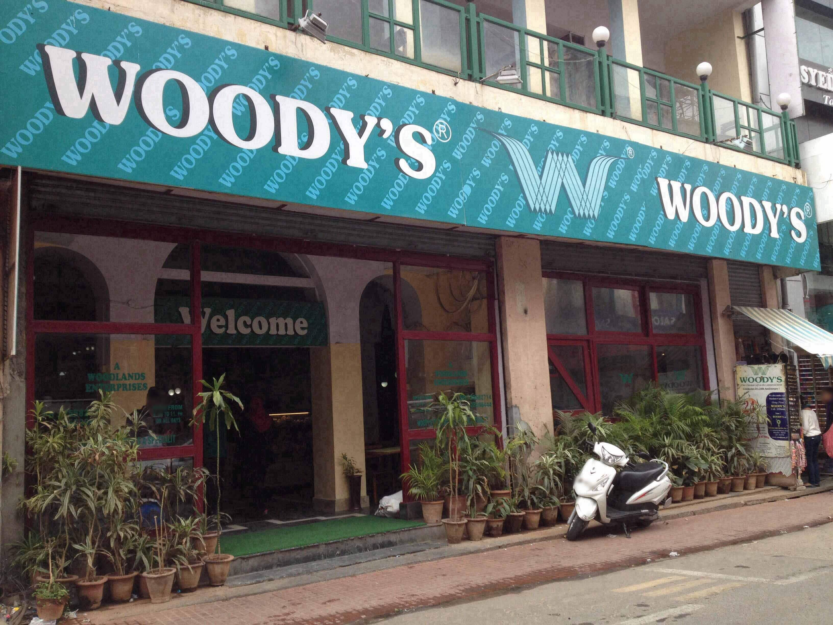 South Indies Restaurant Infantry Road