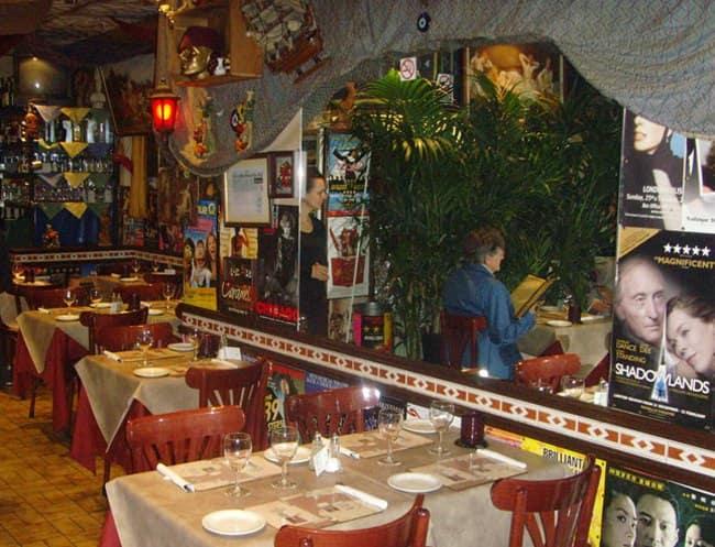 Mediterranean Cafe Berwick Street