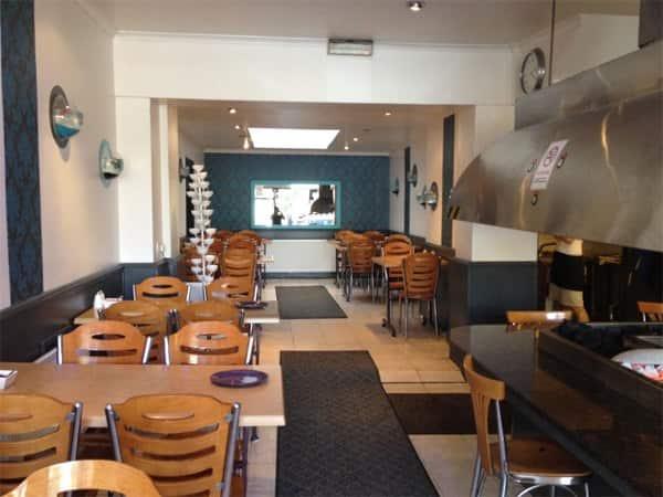 Balik Restaurant London Green