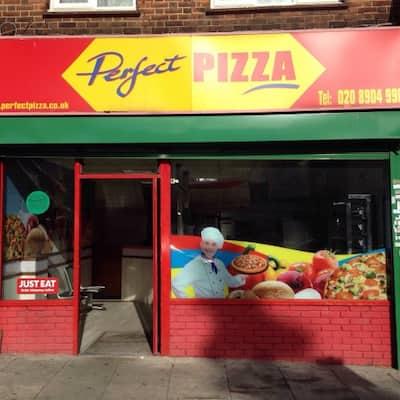 Perfect Pizza Wembley London Zomato Uk