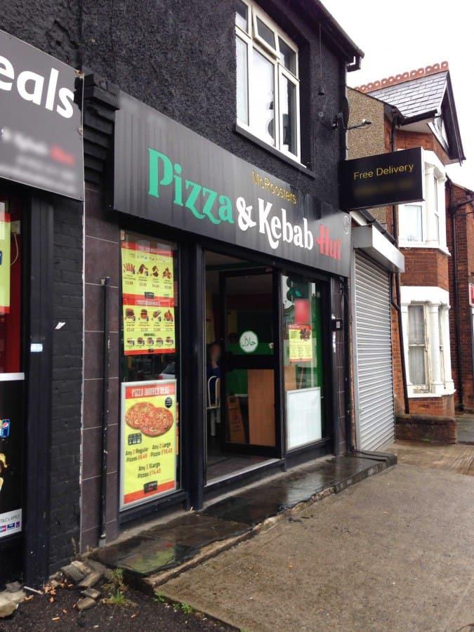 Pizza Kebab Hut Watford London Zomato Uk