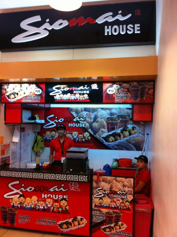 siomai house The marketing strategies of siomai house are founded on the 4 ps ofmarketing the 4 ps stand for price, place, promotion and productand is.