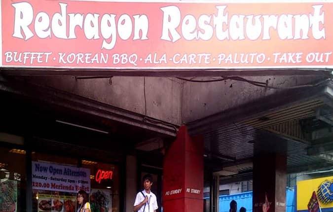Red Dragon Restaurant Near Me