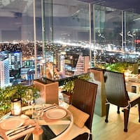 The Nest Dining In Sky Vivere Hotel Filinvest City Photos